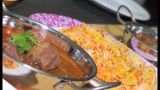 اكل هندي (روچان چوش/باتر تشيكن/رز هندي)INDIAN FOOD (ROJAN JOSH/BUTTER CHICKEN)