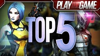 Borderlands 2   Top 5 WTF Skills!