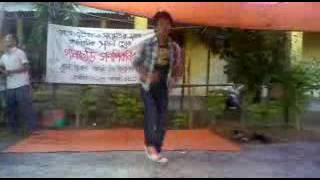 Anabir Dance at Panchari Gono Picnic