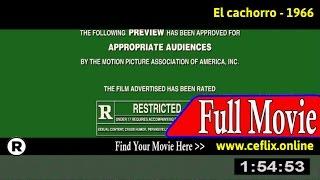 Watch: El cachorro (1966) Full Movie Online