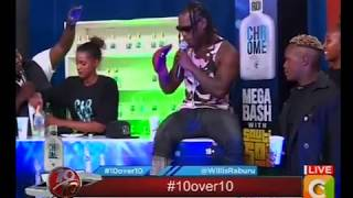 Nilivunja mtu mbaya!...Timmy Tdat talks about scuffle with Otile Brown #10Over10