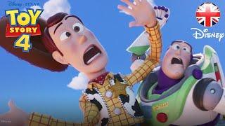 TOY STORY 4   NEW Teaser Trailer 1 - 2019   Official Disney Pixar UK