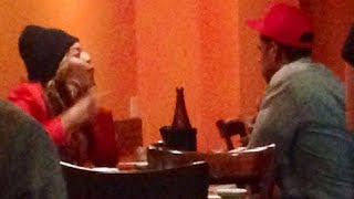 Beyonce And Jay Z Get Into Heated Argument At L.A Restaurant