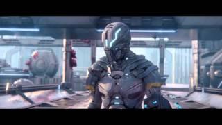 Matterfall   Reveal Trailer   PS4
