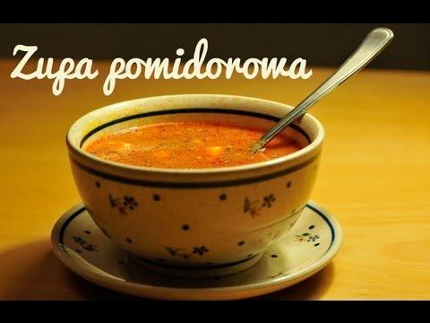 Zupa Pomidorowa Jak Zrobić Zupę Pomidorową Magdalenkowe