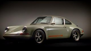 911 Modified by Singer - Porsche 911 Tribute - Top Gear - Series 20 - BBC