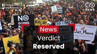 SC Reserves Verdict On 377
