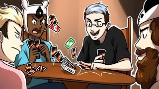 THIS CHANGES EVERYTHING!! - Uno Gameplay Funny Moments