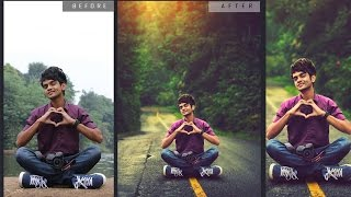 Photoshop Tutorial | How To Change a Photo Background Perfectly