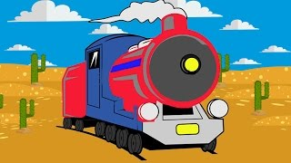 "Trains for children - ""Sweet candies for little Trains"" - Cartoons for Kids Videos"