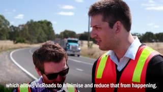 Ballarat-Maryborough Road Safety Upgrades