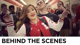 High School Dance Battle - Behind the Scenes
