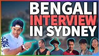 Awkward BENGALI INTERVIEW PRANK In SYDNEY | D Knockers|  Funny Video