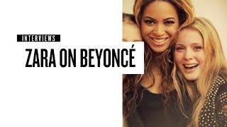Zara Larsson: Talking About Beyoncé