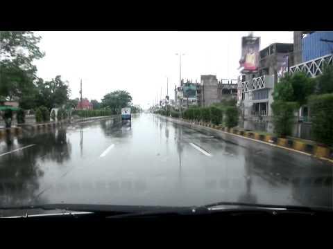 Faisalabad 2014 Eid Ul Fitr Morning Rain Pakistan