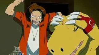 Digimon Savers (Agumon) - don't eat me