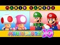 Mario Party 10 - Airship Central (Mario, Luigi, Toad & Toadette)
