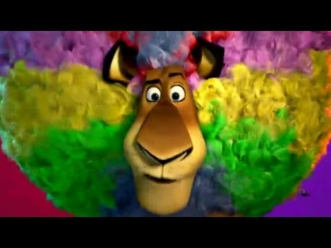 Madagascar 3  'I Like To Move It' Movie Clip