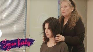 Saçınıza Nasıl Kat Verirsiniz | Kaçın Suzan Geliyor 29