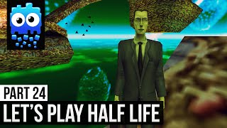 Let's Play! - Half Life - Part 24 - The Choice... The End...