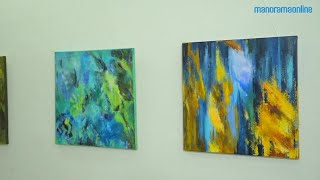 Myriad Moods | Exhibition of Paintings & Drawings