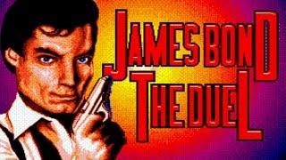 لعبة اكشن للسيجا ( JAMES BOND THE DUEL ) | ( جيمس بوند ) على الاندرويد HD