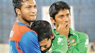MS DHONI MADE BANGLADESH TO CRY PLAYBACK MATCH