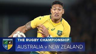 HIGHLIGHTS: 2018 TRC Rd1: Australia v New Zealand