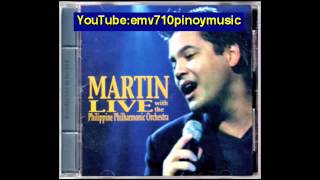 Give The World A Chance - Martin Nievera with Cris Villonco (Live)