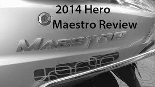 2014 Hero Maestro Review