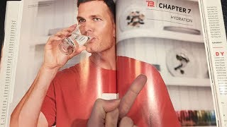 Tom Brady Writes the DUMBEST Self Help Book in History, Says Water Prevents Sunburn