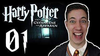 Endlich wieder Hogwarts! #01   Harry Potter und der Gefangene von Askaban [HD German Blind ]