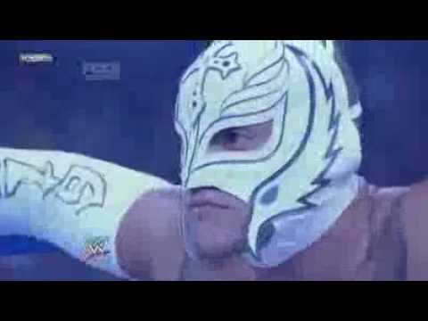 WWE Smackdown 28 05 10 Rey Mysterio vs Undertaker Part 1 2