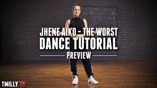 Jojo Gomez - THE WORST - Dance Tutorial [Preview]
