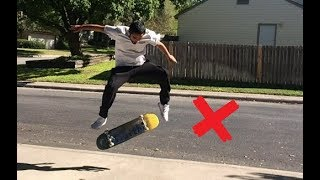 5 Things You Should NEVER DO When Learning Kickflips