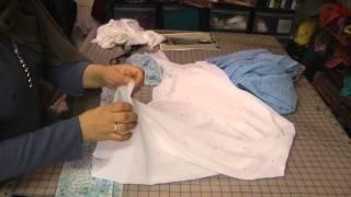 making a hijab
