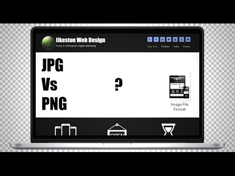 JPG Vs PNG: What's the Best Image File Format?