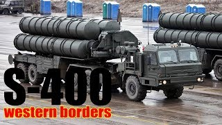 S-400 battalion to assume combat duty to protect Russia