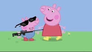 MLG Peppa Pig Eye Test