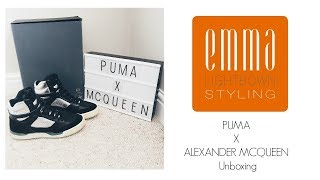 || How to get Alexander Mcqueen trainers for £43! Designer Puma sneakers || Emma Lightbown ||