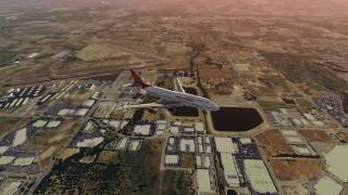 images Amazing Belly Crash Landing Air India 747 400 At Pakistan