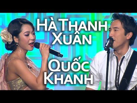 Tình Là Sợi Tơ Hà Thanh Xuân Quốc Khanh Cha Cha Cha Hà Thanh Xuân Live Show