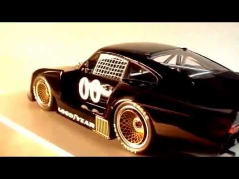 Porsche 935 K4 interscope by TSM 1/18