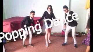 YAYI araujo (Popping Dance)- Jibbs Chaing Hang Low