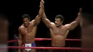 WWE honors Black History Month: Tony Atlas & Rocky Johnson tribute