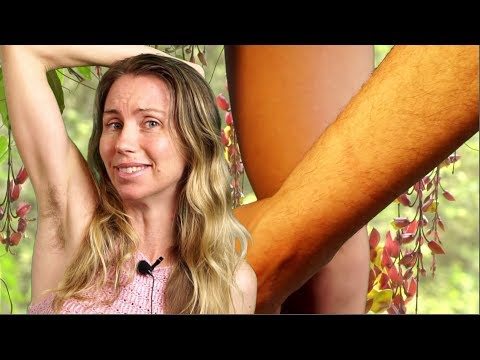 Why I stopped shaving my armpits, legs, everything!!