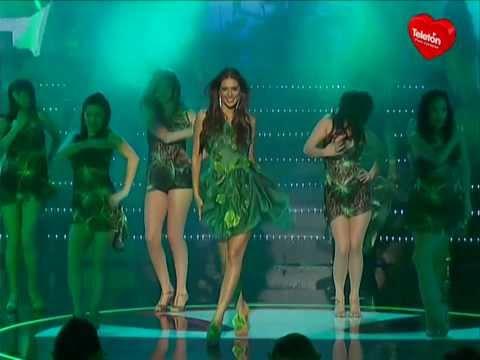 Xxx Mp4 Sandra Bustamante Con Su Cuerpo ELEGANTE Baila Y Strip Tease Para El Vedeton 2012 PART 1 3gp Sex