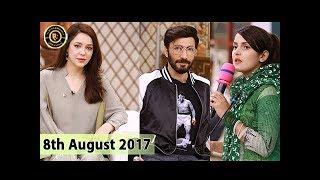 Salam Zindagi With Faysal Qureshi - 8th August 2017 - Top Pakistani Show