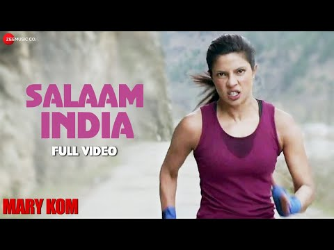 Xxx Mp4 Salaam India Full Video MARY KOM Priyanka Chopra Shashi Suman Patriotic Song HD 3gp Sex