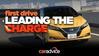 Leading the charge? Nissan LEAF first drive review